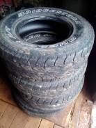 Bridgestone Dueler A/T 697. Грязь AT, 2009 год, износ: 80%, 4 шт