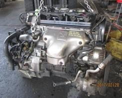 Двигатель в сборе. Honda Torneo Honda Accord Двигатель F20B