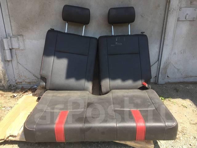 Сиденье. Suzuki Jimny