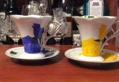 Кружки, чайные пары.