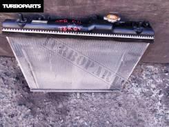Радиатор охлаждения двигателя. Toyota Cami, J100E Daihatsu Terios, J100G Двигатель HCEJ