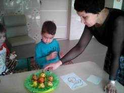 Дошкольникам мини-группа, кратковременное или почасовое прeбывание
