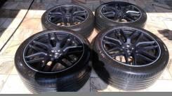 Продам колеса в зборе R22 Mercedes AMG оригинал разноширокие, резина. x22 5x112.00 ЦО 66,6мм.