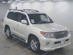 Обвес кузова аэродинамический. Toyota Land Cruiser, VDJ200, J200, URJ202W, UZJ200W, URJ202