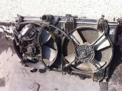 Радиатор охлаждения двигателя. Mitsubishi Galant, EA1A Mitsubishi Aspire, EA1A