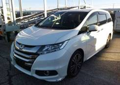 Honda Odyssey. вариатор, передний, 2.4, бензин, б/п. Под заказ