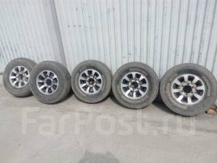 Комплект колес. 6.0x15 6x139.70 ET33 ЦО 100,1мм.