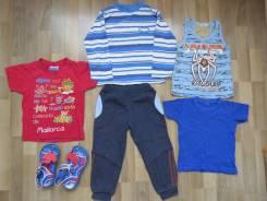 Одежда основная. Рост: 86-98, 98-104 см