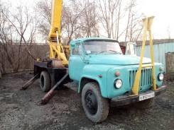 ГАЗ 53А. АГП 18, 4 250 куб. см., 18 м.