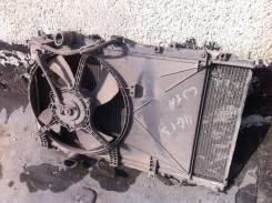 Радиатор охлаждения двигателя. Mitsubishi Mirage Mitsubishi Dingo Mitsubishi Lancer Mitsubishi Libero Двигатель 4G13