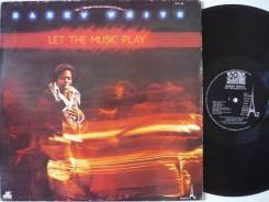 JAZZ! FUNK! Барри Уайт / Barry White - Let the music play - FR LP 1976