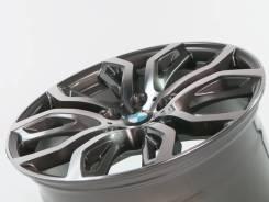 """Новые диски """"EMN Germany """" R20 BMW X3 X5 X6 + новая резина. 9.5x20 5x120.00 ET45 ЦО 74,1мм."""