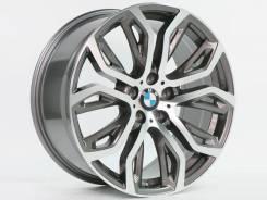 """Новые диски """"EMN Germany """" 20"""" BMW X3 X5 X6 + новая резина. 9.5x20 5x120.00 ET45 ЦО 74,1мм."""
