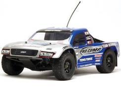Радиоуправляемый шорт-корс трак Team Associated SC10 Pro Comp 2