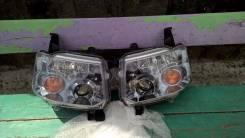 Фара. Nissan Otti, H92W Mitsubishi Toppo, H82A Mitsubishi eK-Series, H82W Mitsubishi eK-Wagon, H82W Mitsubishi eK-Sport, H82W Двигатель 3G83