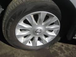 Nissan. 6.5x16, 5x114.30, ET53