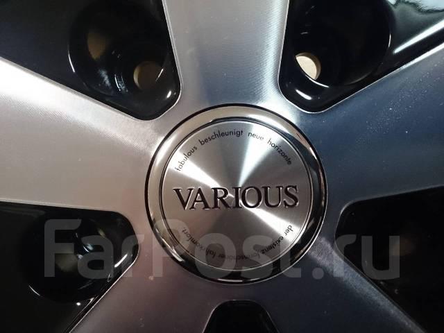 "Fabulous Various. 8.5/10.0x21"", 5x114.30, ET30/36, ЦО 73,1мм."
