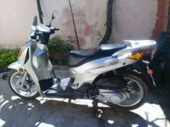 Honda. 150 куб. см., исправен, птс, с пробегом