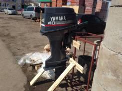 Yamaha. 40,00л.с., 2х тактный, бензин, Год: 2006 год