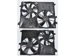 Вентилятор охлаждения радиатора. Chevrolet Captiva
