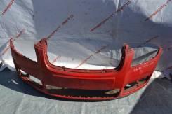 Бампер передний для Skoda Fabia 2007>2010