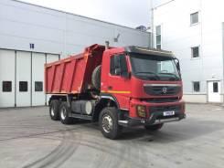 Volvo FMX. Самосвал 6x6, 13 000 куб. см., 25 000 кг.