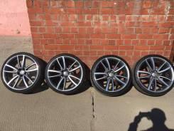 Комплект оригинальных колес R20 Для Audi A5/4/6. 9.0x20 5x112.00