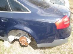 Кронштейн крепления заднего стабилизатора Audi A6