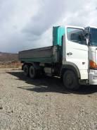 Hino Ranger. PRO, 13 000 куб. см., 20 000 кг.