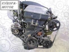 Двигатель (ДВС) на Mazda Premacy 2002 г объем 2.0 л