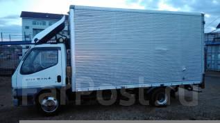 Mitsubishi Canter. Продам грузовик-фургон, 4 200 куб. см., 2 000 кг.