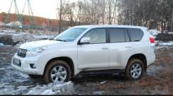 Toyota Land Cruiser Prado. Продам Птс прадо 150