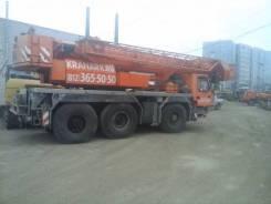 Grove. 55 тонн 2006 год автокран GMK3055 55т спб, 43,00м.