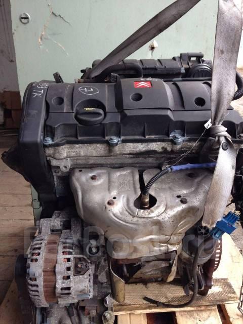 Двигатель в сборе. Peugeot 206, 2B Peugeot 307, 3H Citroen Berlingo Citroen C2 Citroen C4 Citroen C3 Двигатель TU5JP4