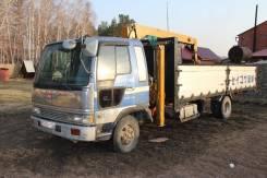 Hino Ranger. Продается грузовик с манипулятором , 7 000 куб. см., 5 000 кг.