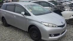 Toyota Wish. ZGE25, 2ZR