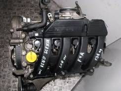 Двигатель в сборе. Renault: Laguna, Trafic, Avantime, Kaptur, Espace, Duster, Scenic, Megane, Vel Satis, Clio, Fluence, Grand Scenic Двигатель F4R