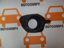 Ободок противотуманной фары. Mitsubishi Pajero Sport