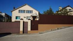 Дом в мысхако, массив заветный. Заветная 22, р-н мысхако, площадь дома 260 кв.м., централизованный водопровод, электричество 16 кВт, отопление газ, о...