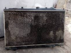 Радиатор охлаждения двигателя. Mitsubishi Lancer, CK1A Двигатель 4G13