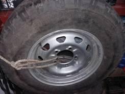 Колеса новые (шины К-155 плюс диски) на УАЗ. x16 5x139.70 ЦО 110,0мм.