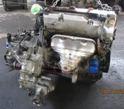 Двигатель в сборе. Honda Stepwgn, RF4 Двигатель K20A