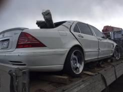 Mercedes-Benz S-Class. S500L