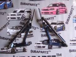 Амортизатор крышки багажника. Subaru Legacy B4, BM9 Subaru Legacy, BMG, BM9, BMM Двигатели: EJ20E, EJ25A, EJ253, EJ255