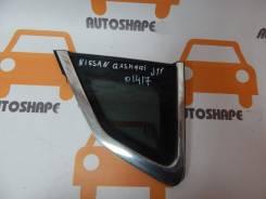 Стекло боковое. Nissan Qashqai