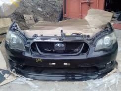 Ноус скат субару легаси 2004-2007 ксенон губа тюнинг всборе. Subaru Legacy