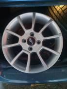 Литые диски с резиной. 6.0x15 4x100.00 ET43 ЦО 60,1мм.