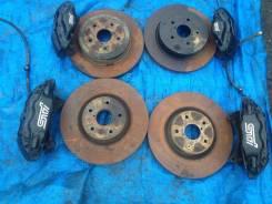 Диск тормозной. Subaru Forester, SF5, SG5, SG9, SG9L, SH, SH5, SH9, SH9L, SHJ, SHM Subaru Impreza WRX STI, GC8, GD, GDB, GF8, GRB, GRF, GVB, GVF Subar...