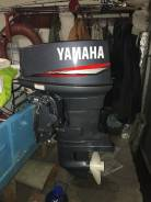 Yamaha. 55,00л.с., 2х тактный, бензин, нога S (381 мм), Год: 2011 год