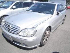 Mercedes-Benz S-Class. W220 S320